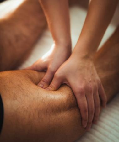 Massaggio muscolare modellante
