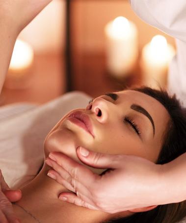 Massaggio dorso cervicale